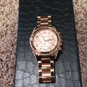 Michael Kors Blair MK 5263 Women's Watch Rose Gold